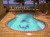 Cocoa Beach Fiberglass Pool in Kelly, NC