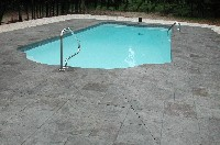 Dallas Fiberglass Pool