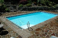 Monte Carlo Fiberglass Pool in Carolina Beach, NC