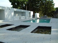 Monte Carlo Fiberglass Pool in Winnabow, NC