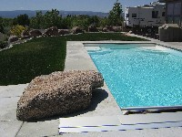 Monte Carlo Fiberglass Pool in Hampstead, NC