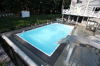 Monte Carlo Fiberglass Pool in Supply, NC