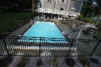 Monte Carlo Fiberglass Pool in Wilmington, NC