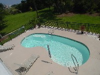 Sea Isle Fiberglass Pool